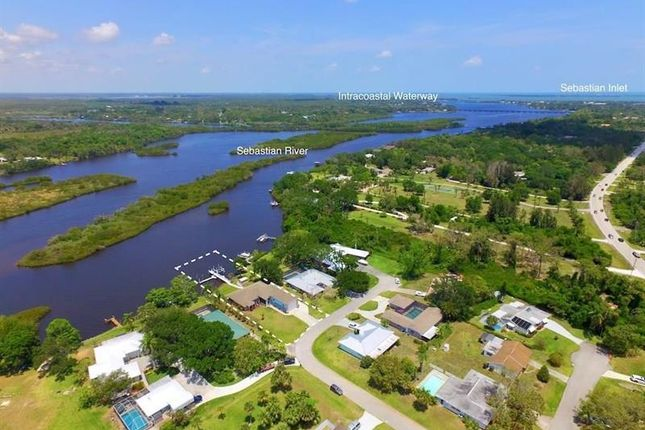 Thumbnail Property for sale in 48 Sunset Drive, Sebastian, Florida, United States Of America