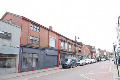 Thumbnail Retail premises for sale in 120-122 Yorkshire Street, Oldham, Lancashire