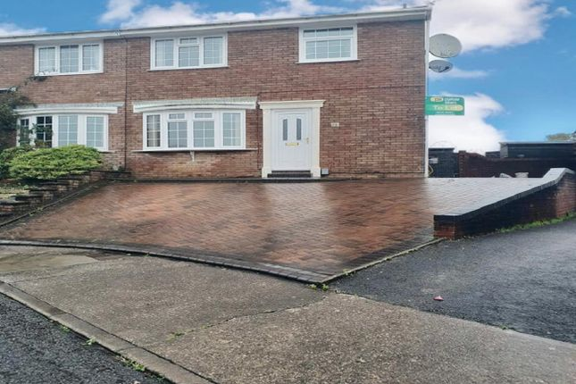 Thumbnail Semi-detached house to rent in Maes Dafydd, Gorseinon, Swansea