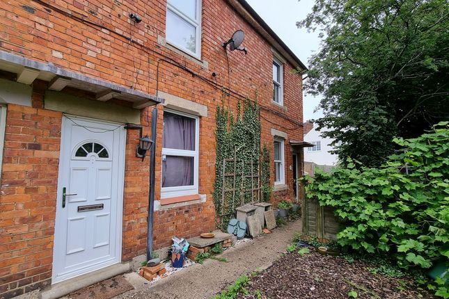 Thumbnail Terraced house for sale in Abbey Terrace, Priory Street, Newport Pagnell