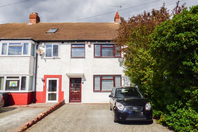Thumbnail Terraced house for sale in Christianfields Avenue, Gravesend, Kent