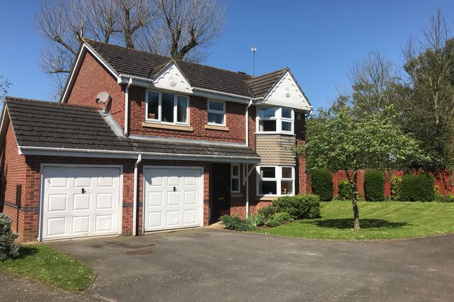 Thumbnail Detached house for sale in Jenner Crescent, Kingsthorpe, Northampton