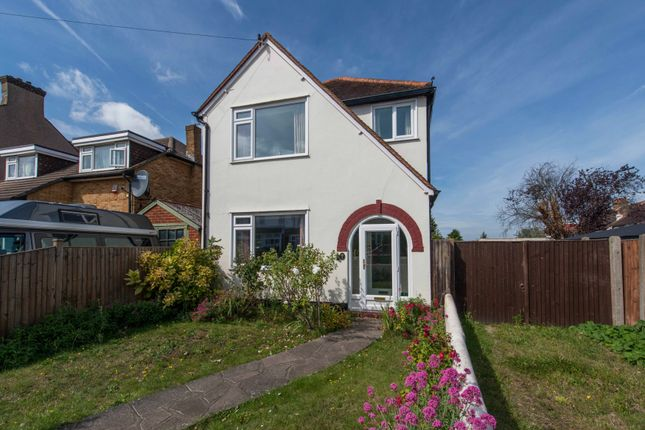 Thumbnail Detached house for sale in Cowper Gardens, Wallington
