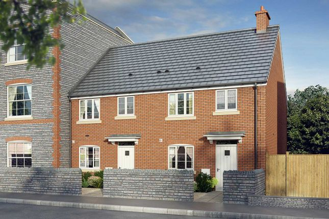 "3 bedroom terraced house for sale in ""The Hawthorn"" at Mill Lane, Bitton, Bristol"