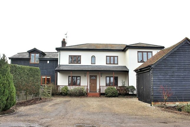 Thumbnail Detached house for sale in Stebbing, Dunmow, Essex