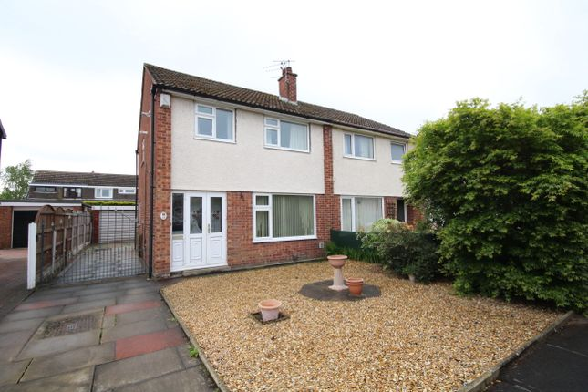 Thumbnail Semi-detached house to rent in Ashtree Grove, Penwortham, Preston