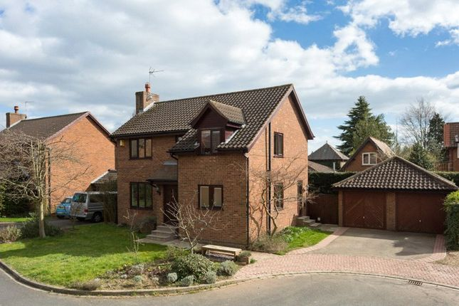 Thumbnail Detached house for sale in Dikelands Close, Upper Poppleton, York