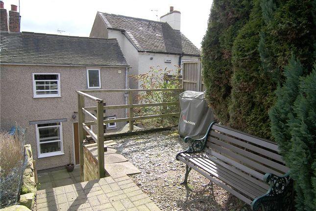 Rear Elevation of Orchard Cottages, Nottingham Road, Belper DE56