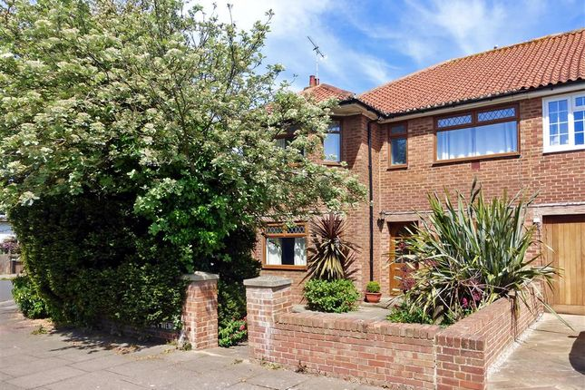 Thumbnail Semi-detached house for sale in George V Avenue, Worthing, West Sussex