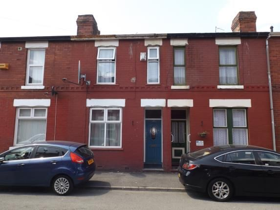 Thumbnail Terraced house for sale in Fleeson Street, Manchester, Greater Manchester, Uk
