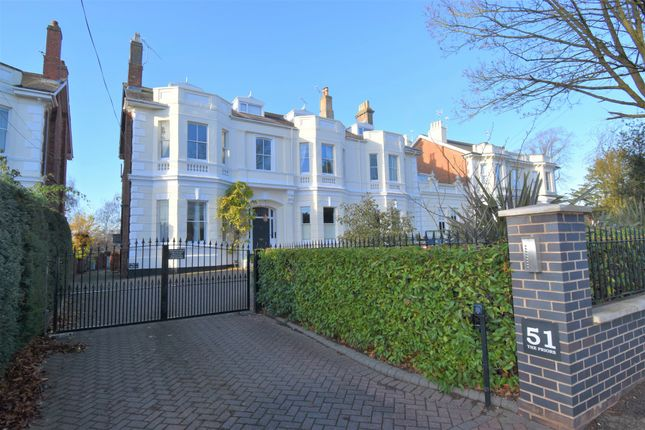 Thumbnail Flat for sale in The Priors, 51 Lillington Road, Leamington Spa, Warwickshire