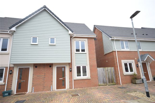 Thumbnail Semi-detached house to rent in Tylers Meadow, Torrington