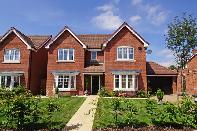 Thumbnail Detached house for sale in Butterwick Close, Barnt Green