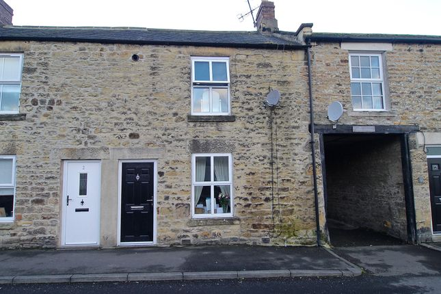 Thumbnail Terraced house for sale in Foundry Cottages, Hexham