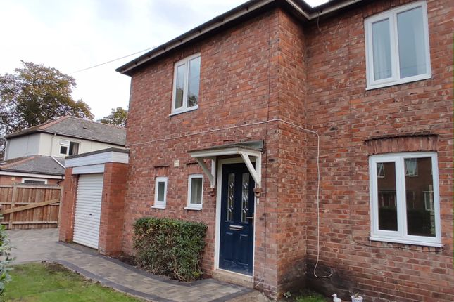 3 bed semi-detached house to rent in St Mark's Street, Morpeth NE61
