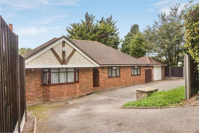 Thumbnail Detached bungalow for sale in Darenth Road South, Dartford