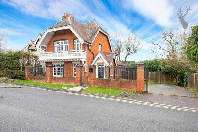 Thumbnail Property for sale in Upshire Road, Waltham Abbey