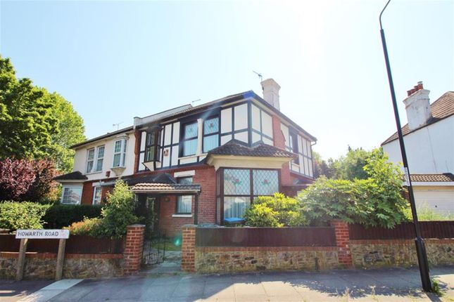 Thumbnail Semi-detached house for sale in Mcleod Road, Abbey Wood, London
