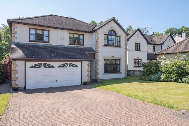 Thumbnail Detached house for sale in Allan Walk, Bridge Of Allan, Stirling, Scotland