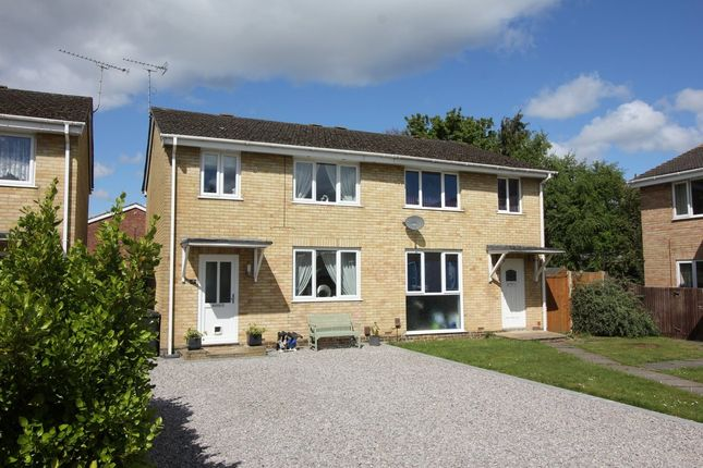 3 bed semi-detached house for sale in Navigators Way, Hedge End, Southampton