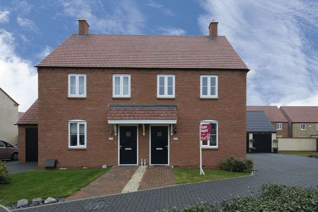 Thumbnail Semi-detached house to rent in Pontefract Road, Bicester