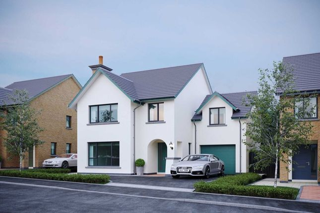 Thumbnail Detached house for sale in Crawfords Farm, Bangor West, Bangor