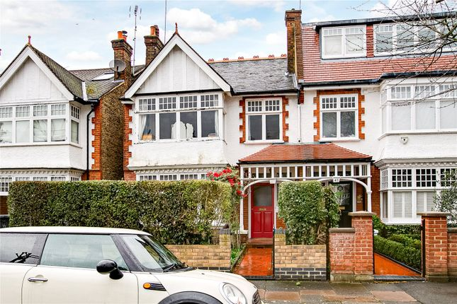 4 bed semi-detached house for sale in Melville Road, Barnes, London SW13