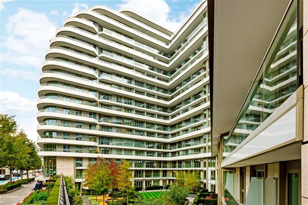 Thumbnail Property for sale in Sopwith Way, London