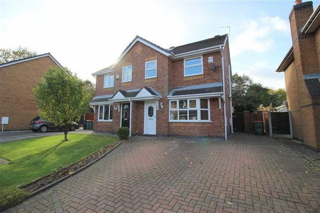 Thumbnail Semi-detached house to rent in Oakengate, Fulwood, Preston
