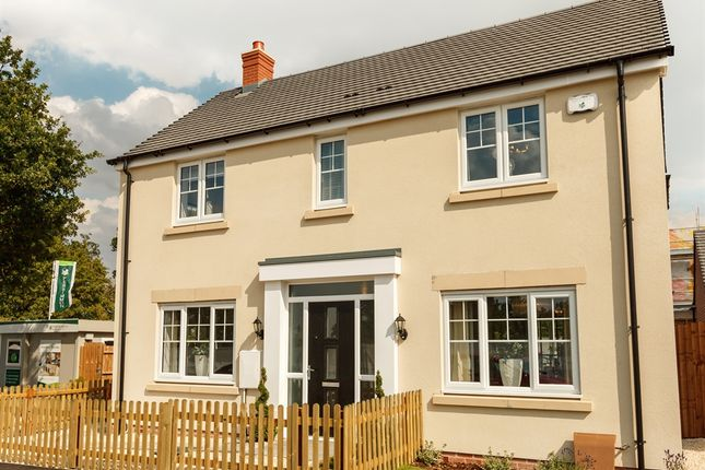 "Thumbnail Detached house for sale in ""The Himbleton"" at Snowberry Lane, Wellesbourne, Warwick"