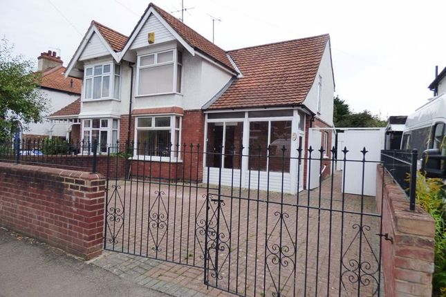 Thumbnail Semi-detached house for sale in Podsmead Road, Linden, Gloucester