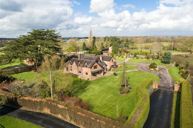 Thumbnail Property for sale in Holmes Chapel Road, Somerford, Congleton, Cheshire