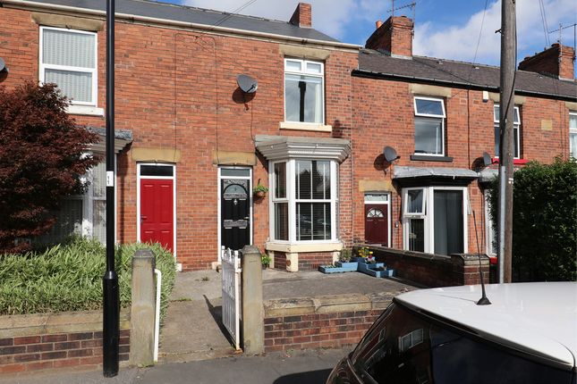 Thumbnail Terraced house to rent in Queens Road, Beighton, Sheffield