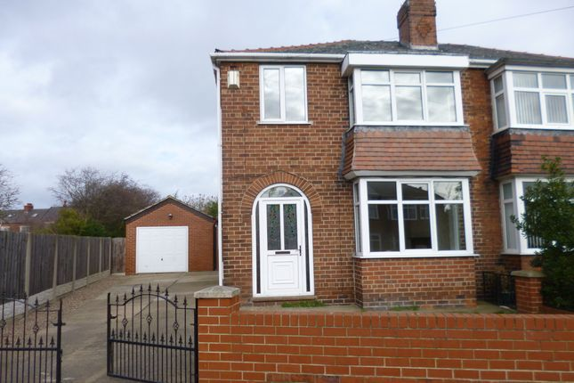 Thumbnail Semi-detached house to rent in Walbert Avenue, Thurnscoe