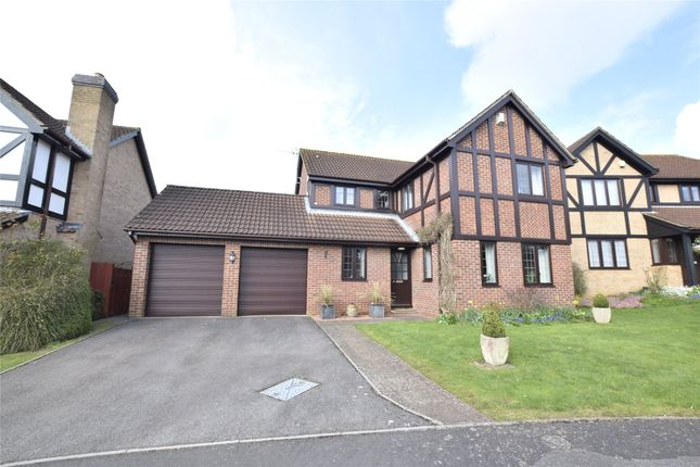 Thumbnail Detached house for sale in Tyler Close, Hanham, Bristol