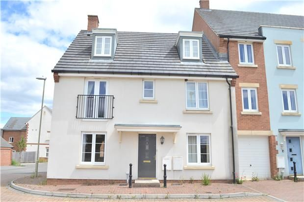 Thumbnail End terrace house to rent in Topcliffe Street Kingsway, Quedgeley, Gloucester