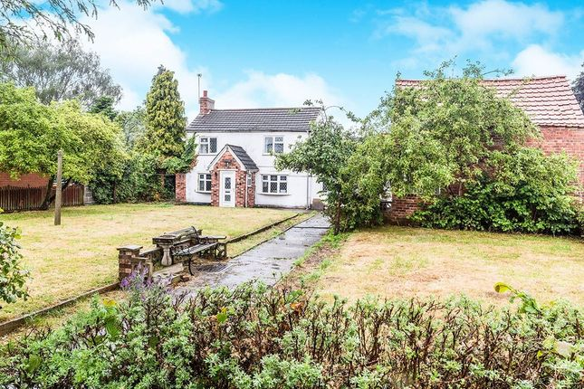 Detached house for sale in Chapel Lane, Finningley, Doncaster