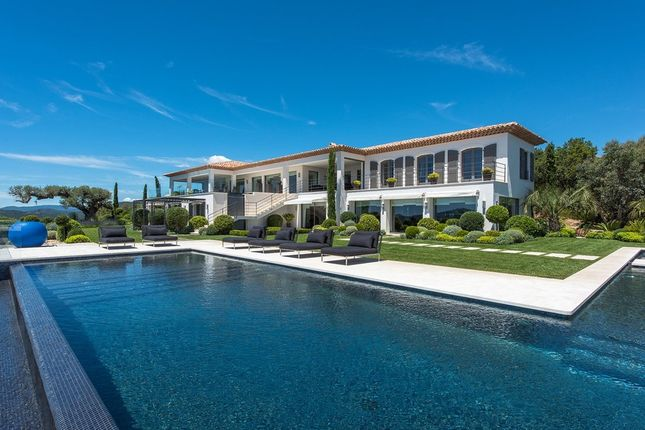 Thumbnail Villa for sale in Grimaud, French Riviera, France