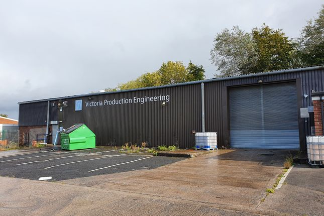Thumbnail Industrial for sale in Broadway, Dukinfield