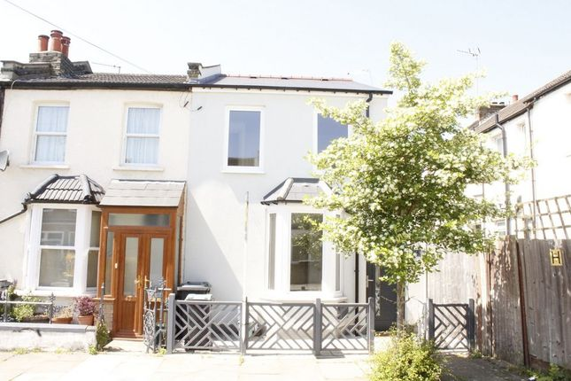 Thumbnail End terrace house for sale in Warberry Road, London