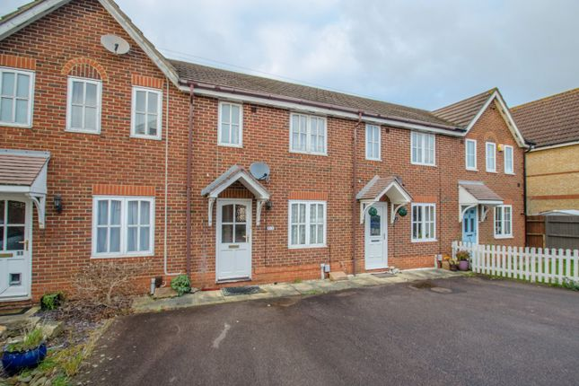 Thumbnail Terraced house for sale in Tamar Close, Stevenage, Hertfordshire