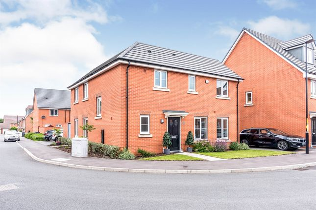 Thumbnail Detached house for sale in Horsfall Drive, Walmley, Sutton Coldfield