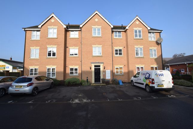 Thumbnail Flat for sale in Ned Ludd Close, Anstey, Leicester