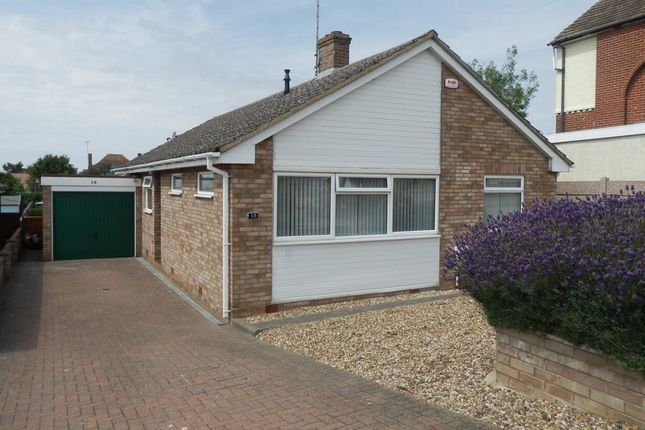 Thumbnail Bungalow for sale in Seafield Road, Dovercourt
