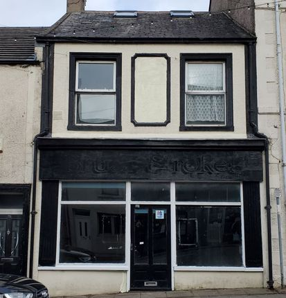 3 bed flat for sale in 75B High Street, Cleator Moor, Cumbria CA25