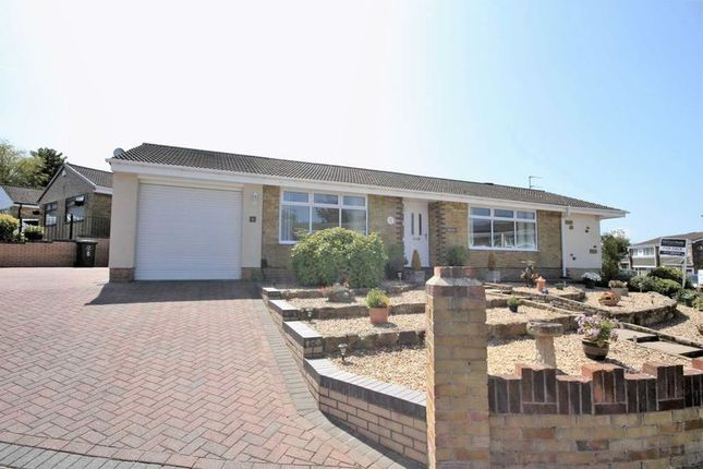 Thumbnail Detached bungalow for sale in Brancepeth Close, New Marske, Redcar