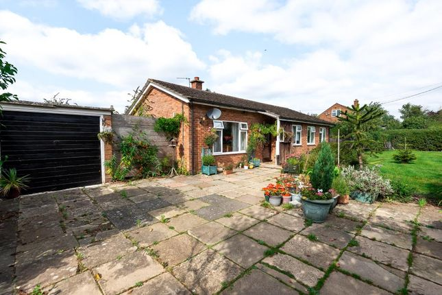Thumbnail Detached bungalow for sale in Charndon, Buckinghamshire