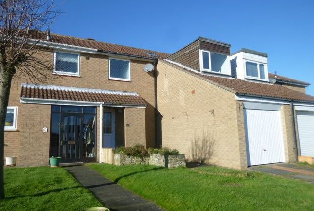Thumbnail Terraced house for sale in Arkle Court, Alnwick