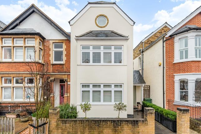 3 bed detached house for sale in Chesfield Road, Kingston Upon Thames KT2