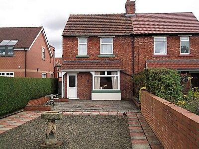 Thumbnail Semi-detached house for sale in Springwell Gardens, Northallerton